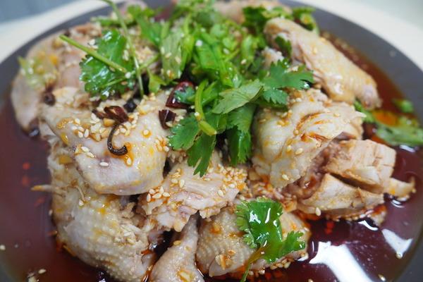 【中式食譜】5步就做到!  簡易麻辣口水雞