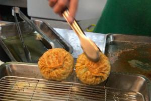 蔥香料足 宜蘭人氣蔥餅