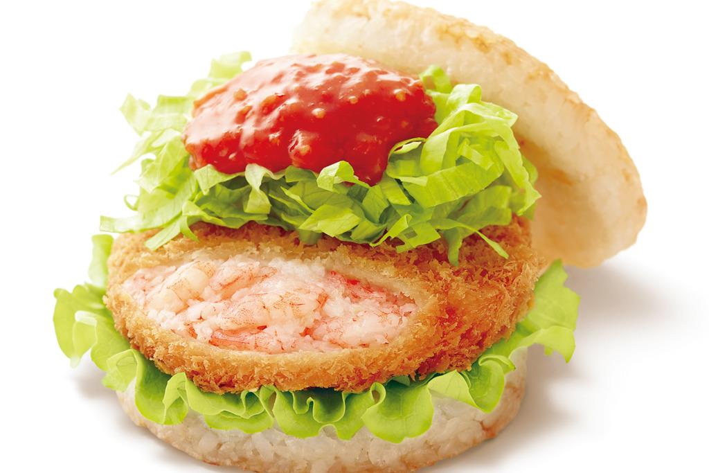首推新加坡辛味蟹醬吉列蝦漢堡! MOS Burger秋冬限定新品