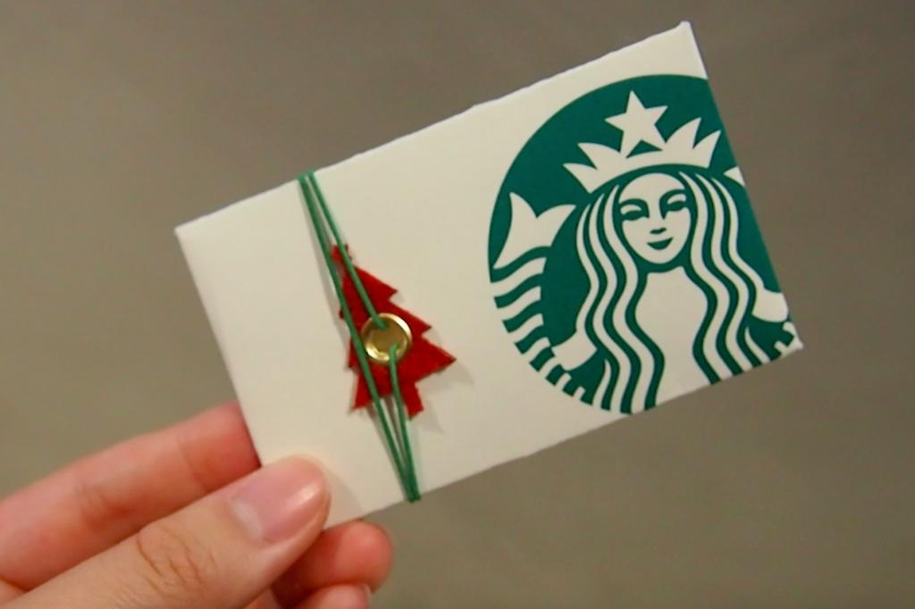 環保DIY!Starbucks紙杯變卡套