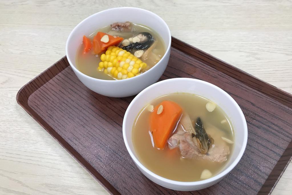 預防秋燥老火湯水!簡易「金銀菜排骨湯」