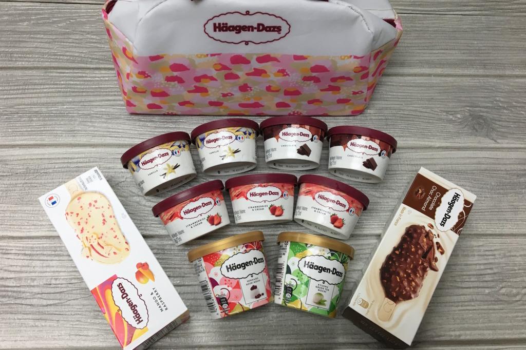 加入兩款新口味雪糕 Häagen-Dazs派對雪糕福袋再度登場