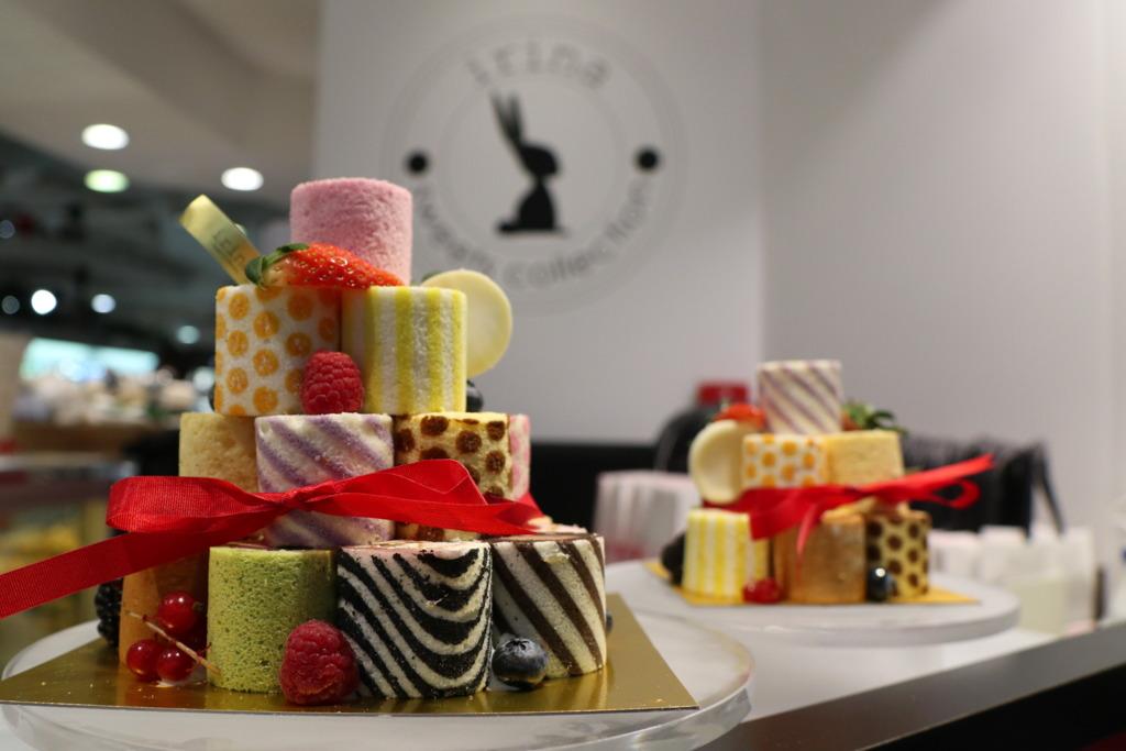 日本過江龍甜品店!4層派對蛋糕一次食勻25款卷蛋