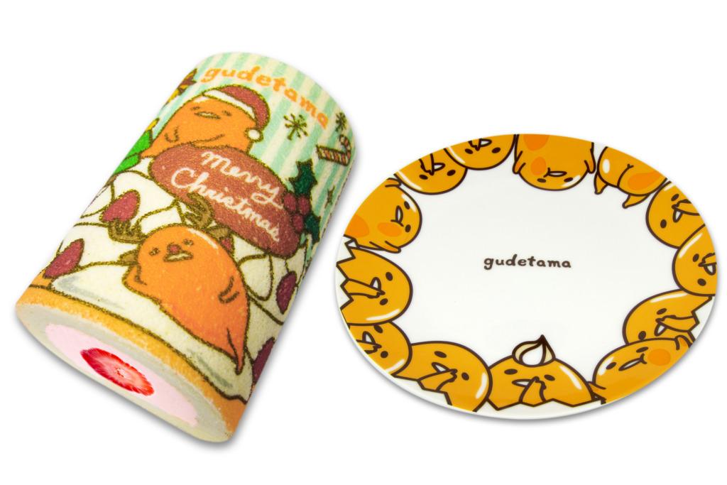山下菓子聯乘Sanrio  5款士多啤梨甜品率先睇