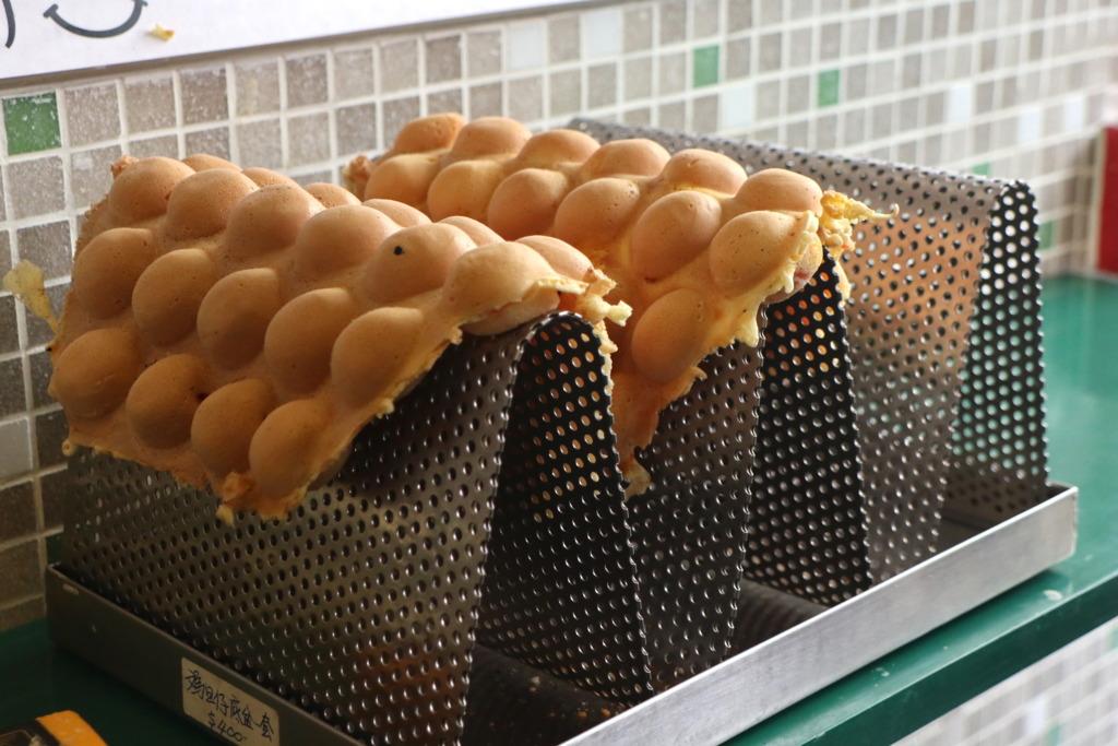 深水埗新開小食店 招牌「黃金」雞蛋仔香口惹味