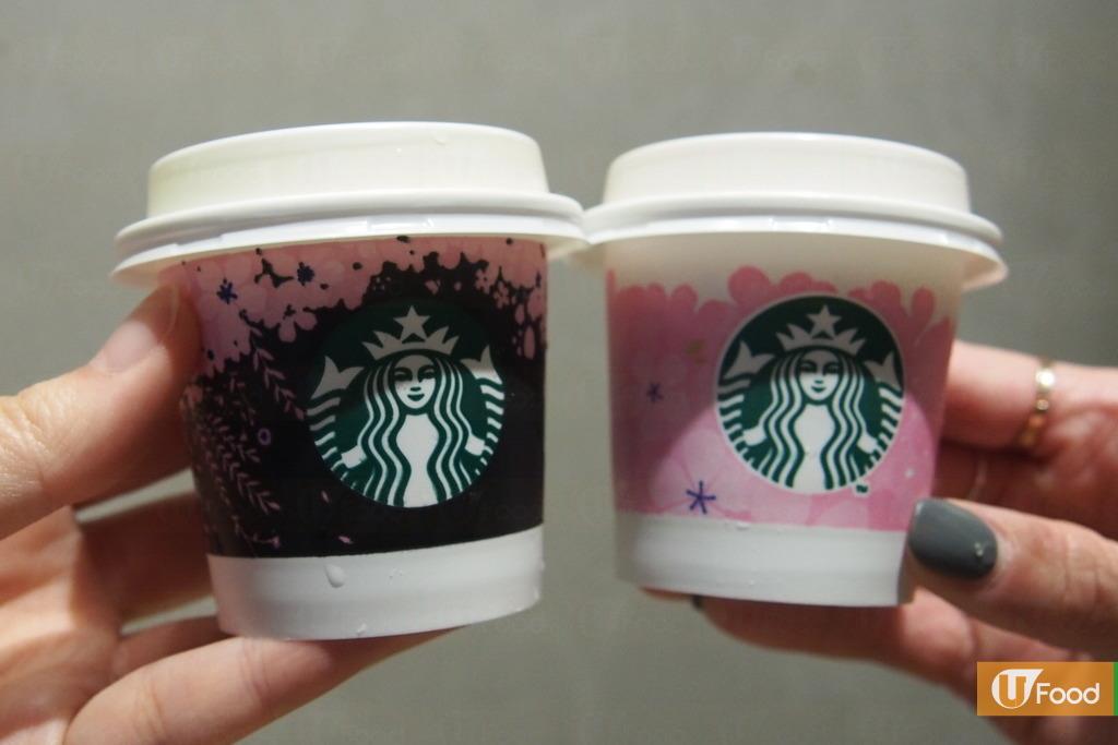 Starbucks新出櫻花主題   士多啤梨蜜糖忌廉星冰樂+兩款布甸登場