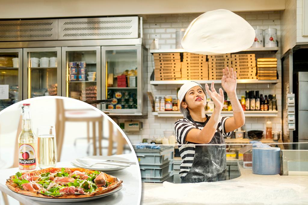 期間限定!PizzaExpress飲品配對特色菜單