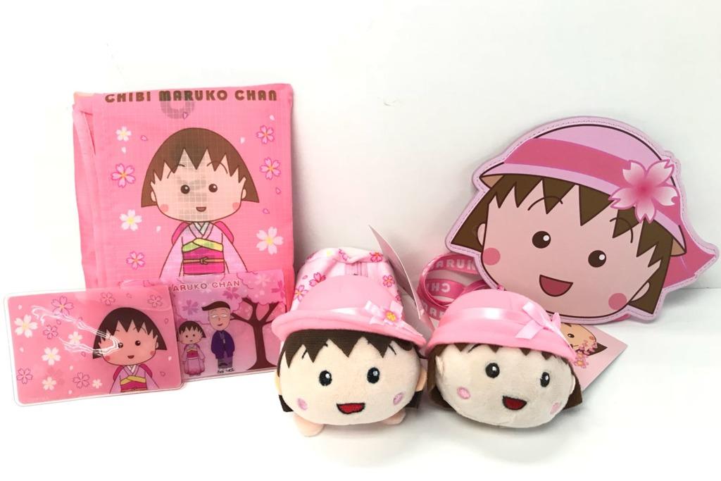 粉紅色小丸子!便利店新出櫻桃小丸子系列精品