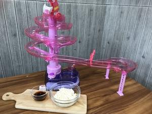 夏日自製消暑食物 流水冷麵機+便攜式搾汁機