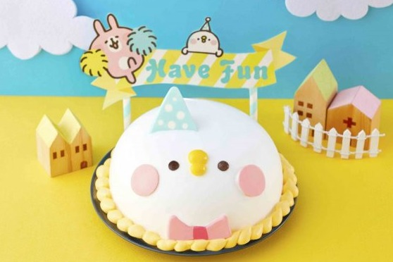 可愛度爆燈!台灣立體P助雪糕蛋糕