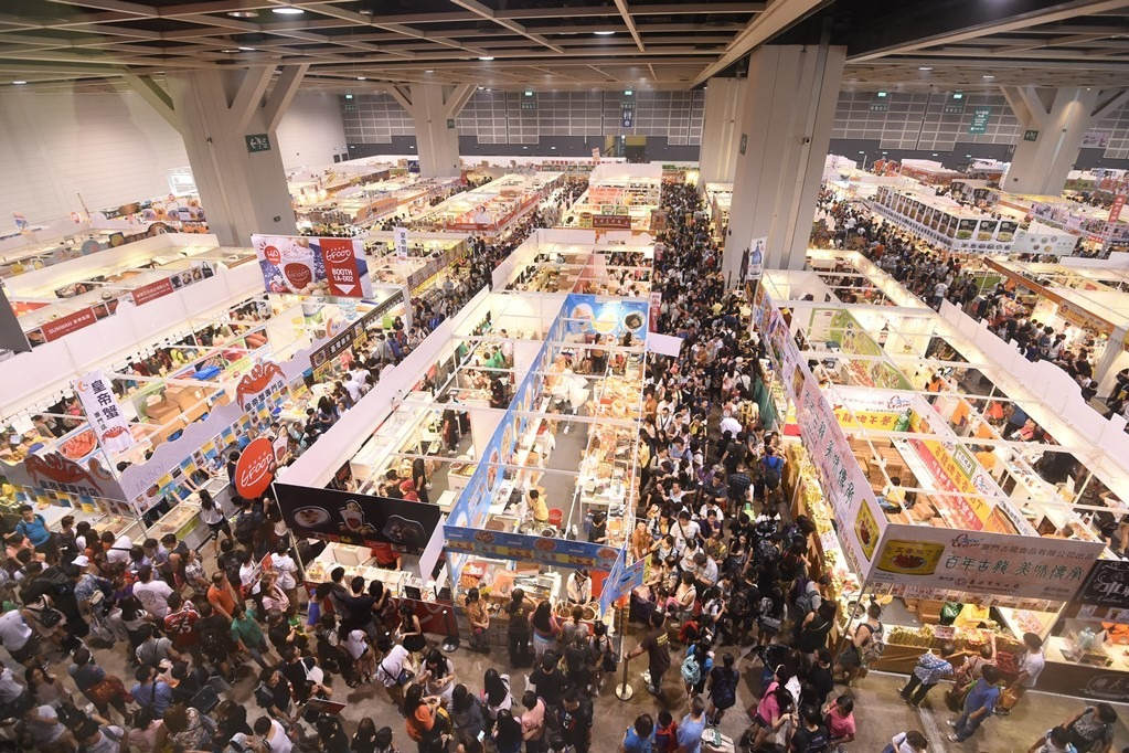 【美食展2018】香港美食博覽2018八月中開鑼
