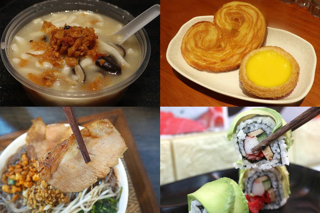 【沙田美食】沙田4大親民美食 船麵/食街/素食壽司