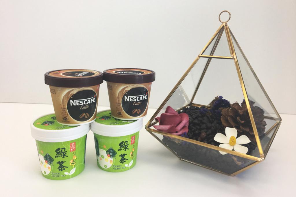 7-11便利店推出多款小食  道地蜂蜜綠茶雪糕+NESCAFE咖啡雪糕新登場