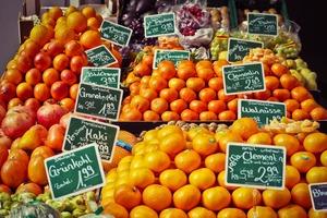 睇標籤揀水果