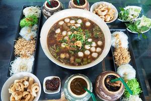 泰國船麵;Aong Mang Korn Noodle Ratchaburi
