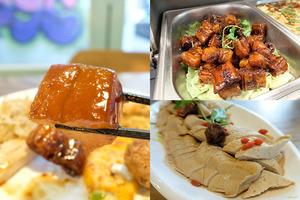 人氣素食自助餐走肉朋友推京川滬主題