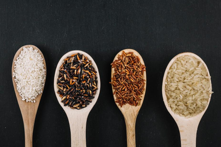 食飯食得更健康!教你分清紅米、糙米、紫米、白米的營養價值