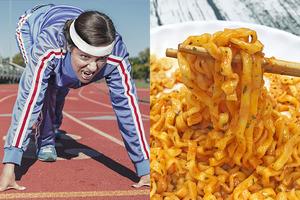 運動量消耗卡路里