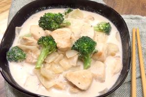 【減肥食譜】高蛋白超簡易減肥餐單 奶燉雞胸肉食譜