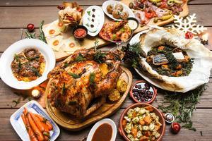 【聖誕到會2018】一班人聚會食咩好?聖誕派對到會外賣餐廳一覽  韓燒/素食/火鍋外賣咩都有!