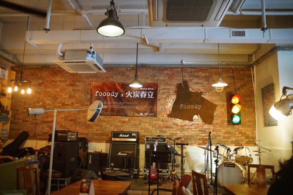 【沙田美食】沙田型格工業風Cafe 潮食台式料理+Live Band表演
