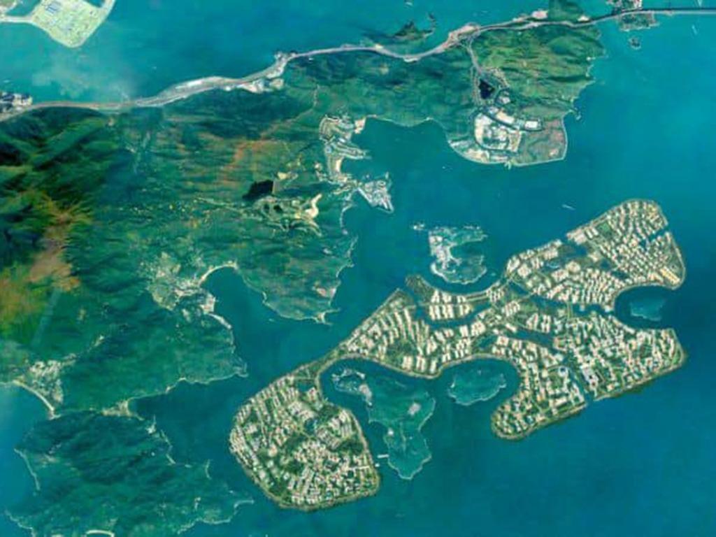 人工島的圖片搜尋結果