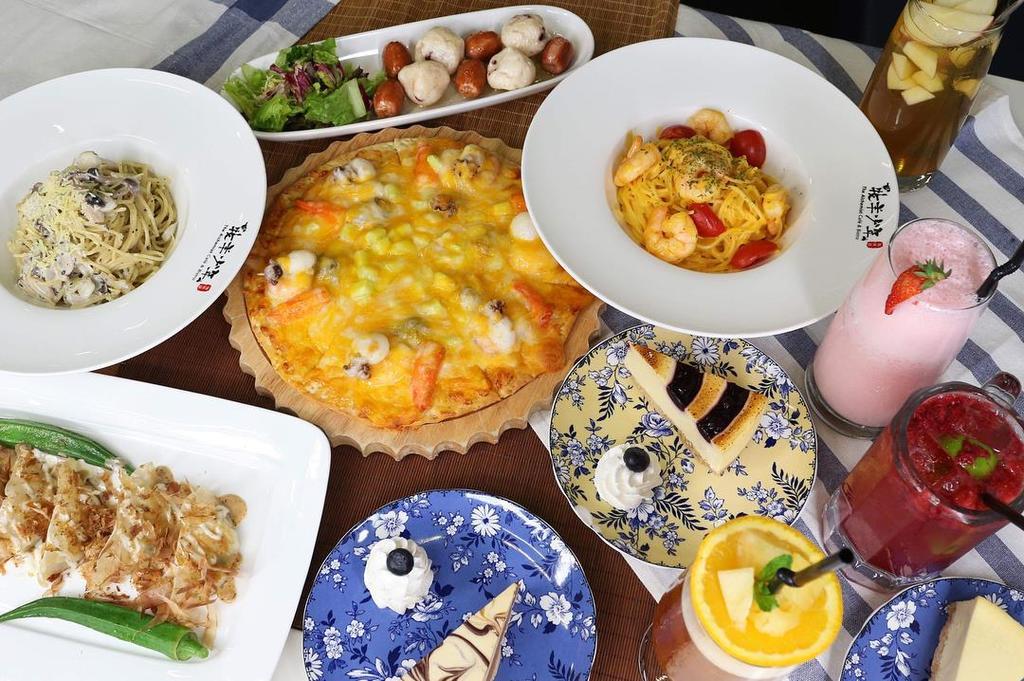 【沙田美食】沙田文藝風Cafe 歎美食之餘更可寄明信片給未來的自己