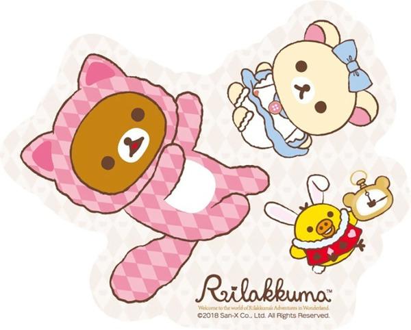 鬆弛熊;鬆弛熊 cafe 日本;鬆弛熊 cafe 東京;東京 鬆弛熊 日本;輕鬆小熊 cafe;輕鬆小熊