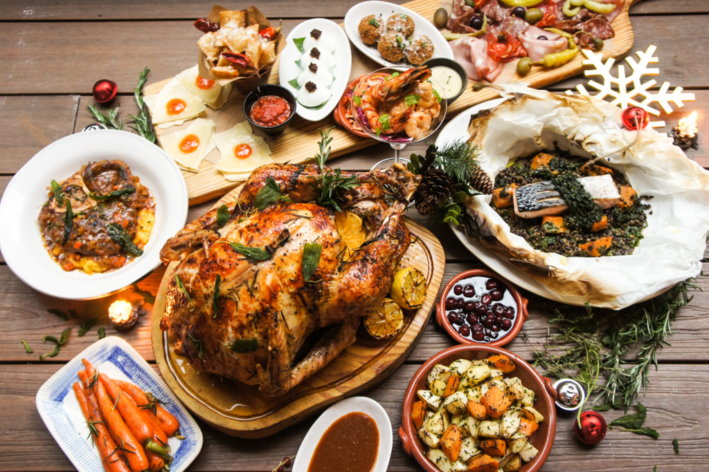 【聖誕2018】Jamie's Italian推美式聖誕大餐   有機火雞/青口/威尼斯魚鍋