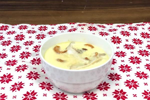 【茶碗蒸食譜】4種材料日式茶碗蒸 15分鐘嫩滑上枱
