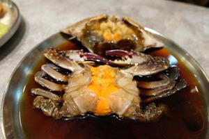 醬油蟹安唔安全?食生蟹易感染寄生蟲嚴重或致腦膜炎