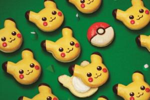 日本手信;日本手信零食;日本手信 2018;日本 比卡超;比卡超蛋糕;mister donut;mister donut jp