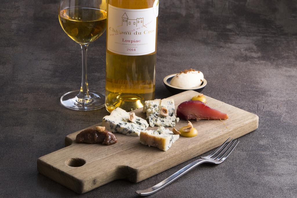 灣仔期間限定芝士主題法國菜歎4款芝士菜式配紅白酒