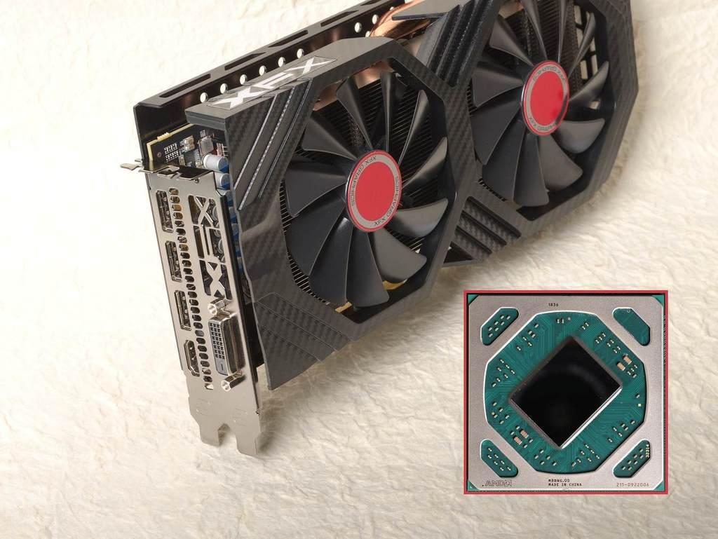 AMD Radeon RX 590 正式上市! ↓$2,000 新中階卡王首測 - ezone.hk - 科技焦點 - 電腦