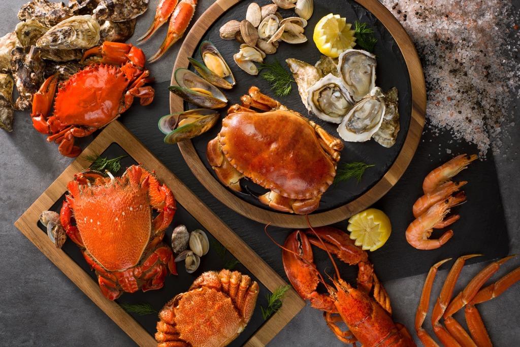 將軍澳酒店推聖誕蟹宴主題自助餐任食Häagen-Dazs