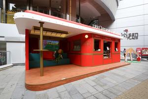 幾米20週年原畫展登陸銅鑼灣:咖啡列車Pop-up Store/繪本靈感手工蛋糕