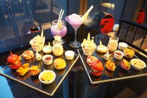 【銅鑼灣下午茶】銅鑼灣酒店獨角獸下午茶  10款夢幻鹹甜點+維港海景
