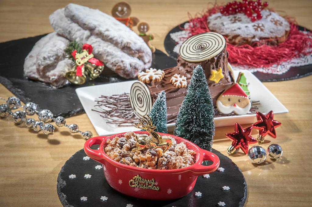 銅鑼灣聖誕半自助晚餐任食Häagen-Dazs麻糬雪糕