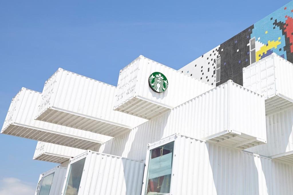台灣Starbucks