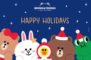 LINE FRIENDS Cafe & Store登陸沙田啦!LINE FRIENDS Store除了供應熊大BROWN、兔兔Cony、Sally和BT21的精品外,更有全球獨家的BT21飲品,LINE FRIENDS快去打卡掃貨吧!