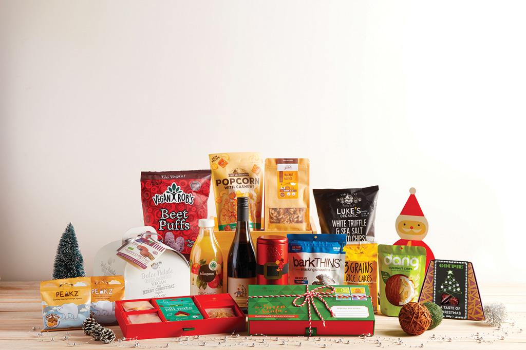 Green Common推聖誕純素手工曲奇禮盒