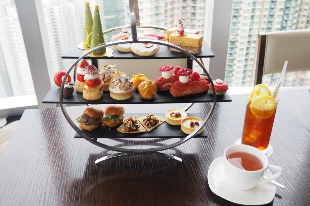【將軍澳下午茶】將軍澳皇冠假日酒店推聖誕下午茶 歎10款精緻可愛聖誕鹹甜點