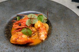 北角日式fusion菜推Omakase:鵝肝茶碗蒸/西班牙紅蝦/和牛三文治