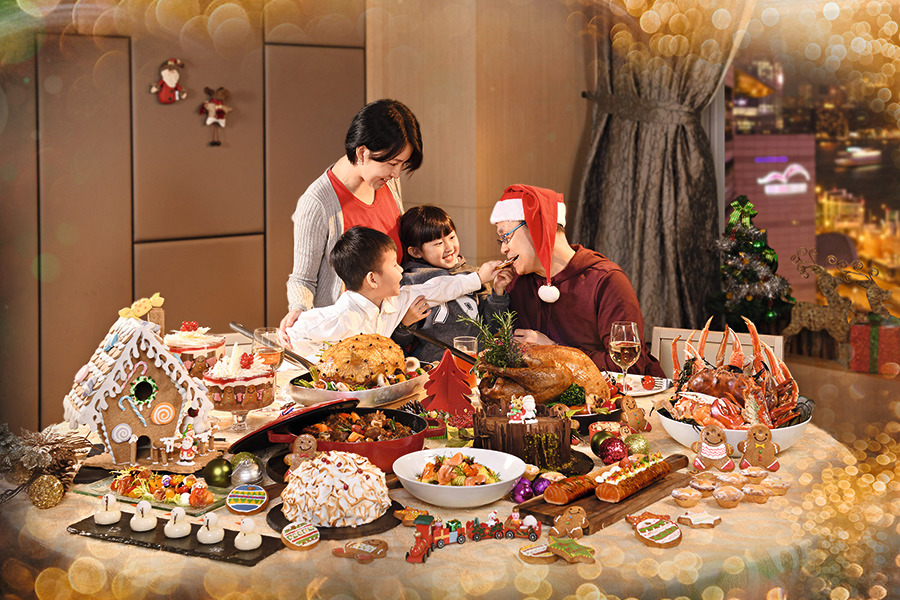 薈景 聖誕樂享天倫