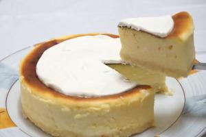 【蛋糕食譜】自家製經典甜品食譜  紐約芝士蛋糕