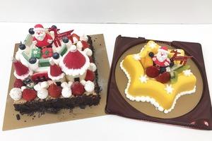 【聖誕蛋糕】聖安娜新出魔法聖誕蛋糕系列!信用卡優惠低至8折