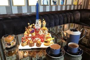 【尖沙咀下午茶】3間尖沙咀酒店夢幻下午茶推介  巴黎鐵塔/摩天輪/櫻花主題