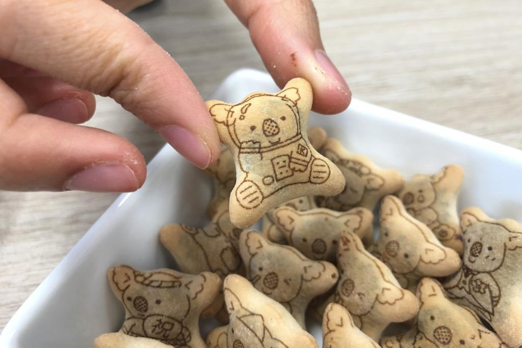 【樂天小熊餅乾圖案】樂天熊仔餅罕見圖案多達365款!實測幾多包先抽到割盲腸小熊