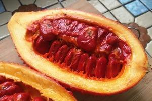 天堂果美譽─木鱉果 茄紅素高蕃茄76倍可防癌