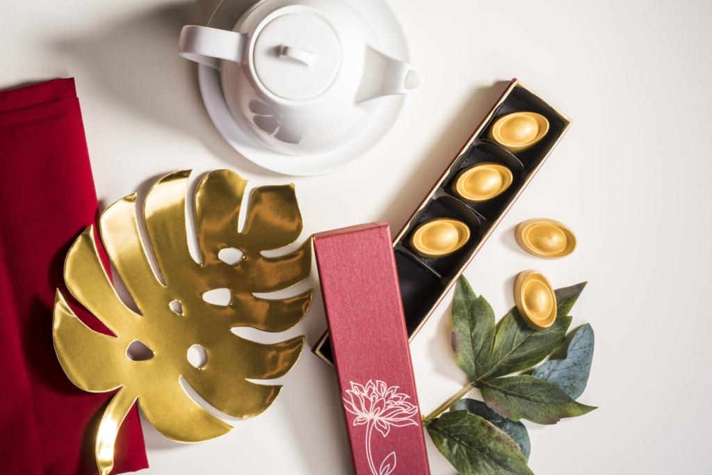 【銅鑼灣美食】The Cakery推期間限定純素下午茶 一系列精美新年禮盒/賀年食品